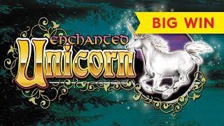 Enchanted Unicorn Slot - SHORT & SWEET BONUS!