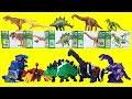 지오메카 5단합체 캡틴다이노 메가다이노 장난감 브라키오캐논 프테라스톰 티라노투스 스테고탱크 공룡 로봇 Geo