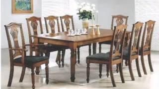 Big Dining Room Table Set Ideas