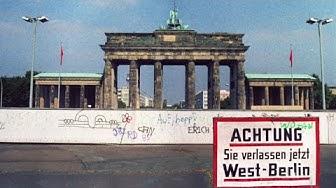 Le 3 octobre, toute l'Allemagne célèbre la réunification du pays.