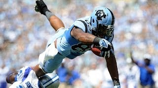 Eric Ebron || North Carolina Highlights ᴴᴰ