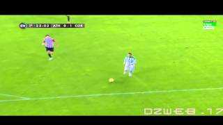 هدف اللاعب الجزائري نبيل غيلاس ضد بلباو HD
