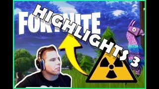 WPME - ZONY | HIGHLIGHTS #3 | FORTNITE