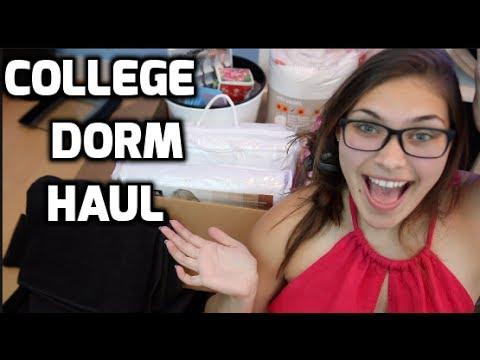 Arizona State University Experience: Freshman Year College Dorm Haul