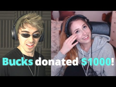 DONATING $1000 TO TWITCH STREAMERS