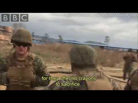 Marine BBC Documentary