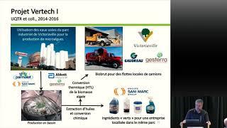 Biocarburants et coproduits : synergies locales et inusitées pour les villes