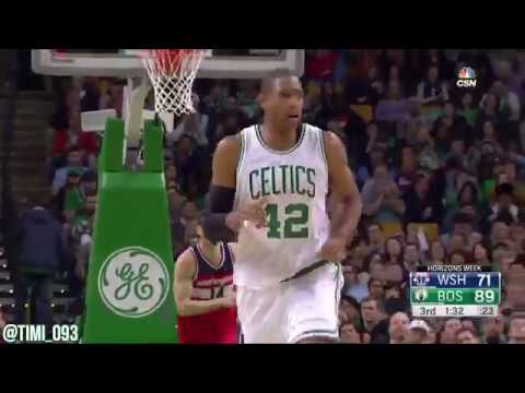Al Horford Highlights vs Washington Wizards (16 pts, 9 reb, 5 ast)