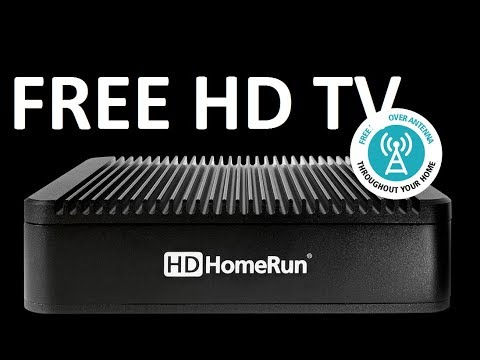 Free HDTV with HDHomeRun Extend - YouTube