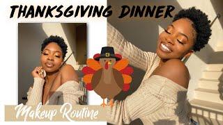 Baixar Thanksgiving Dinner Makeup Routine!