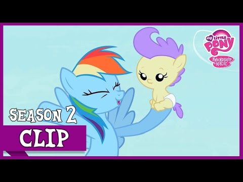 Rainbow Dash Saves The Day! (The Mysterious Mare Do Well) | MLP: FiM [HD]