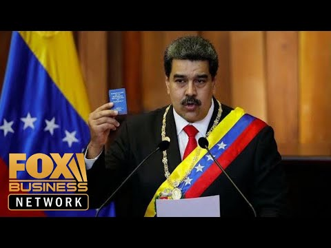 US, Venezuela confirm secret talks regarding Maduro's potential exit