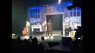 Шоу Like Адушкина --репетиция --улететь.