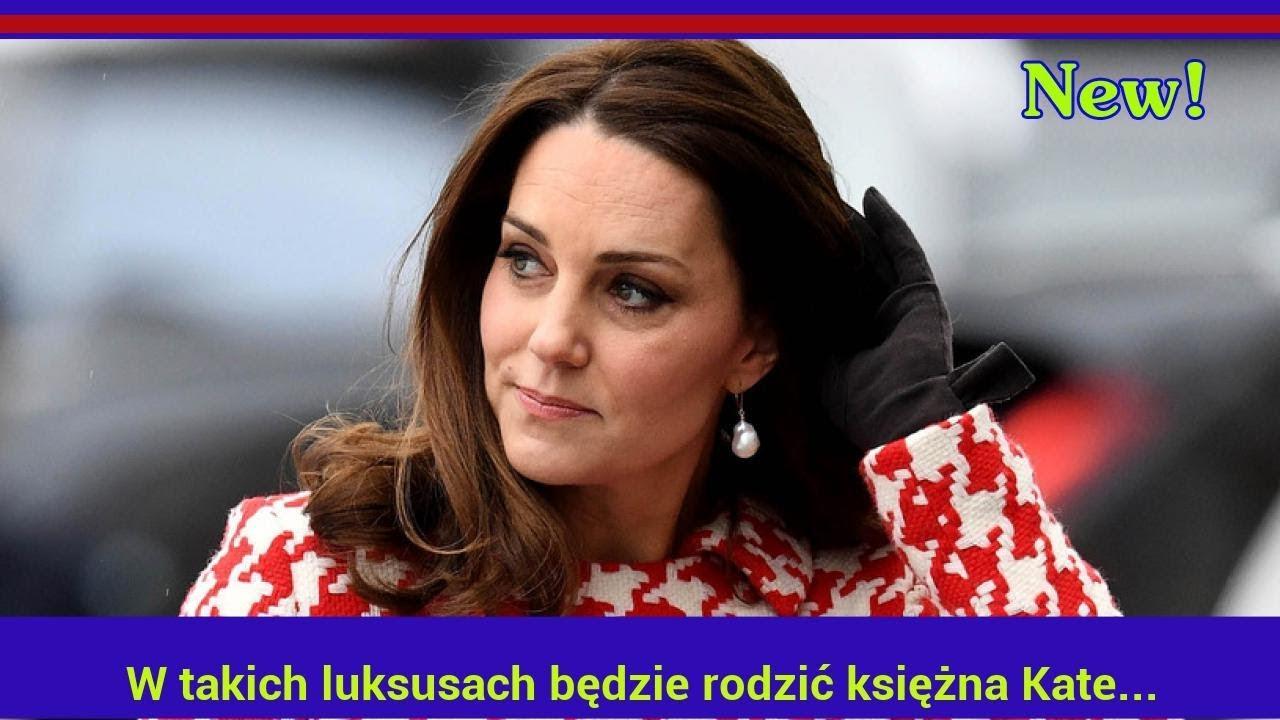 W takich luksusach będzie rodzić księżna Kate. Dwór czeka na… bliźnięta?
