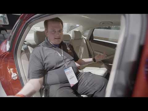 2020 Passat at the Chicago Auto Show