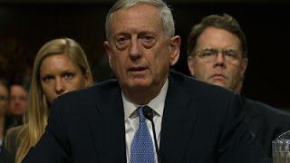Mattis: US Under Biggest Threat since WWII