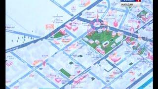 На издание карты схемы достопримечательностей Магадана деньги собирает вся Россия(Автор проекта - арт-директор издательства
