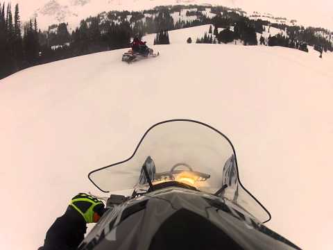 cooke city 2013 yamaha phazer mountain lite. 16