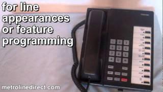 metrolinedirect.com: Toshiba DKT 2010-H Telephone