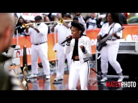 "Janelle Monae - ""Electric Lady"" Live On The Today Show"