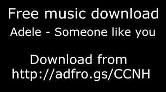 adele rolling in the deep free mp3 download 320kbps