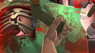 Врач-наркоман [The Surgeon Simulator 2013]