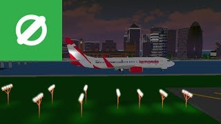 CABIN CREW | LeMonde Airlines - B738 | ROBLOX