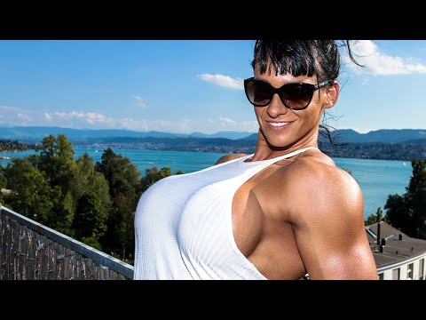 Cindy Landolt Gym Tour | Centurion Club Lake Zurich Switzerland