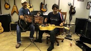 ZZ TOP Mexican Blackbird Acoustic Cover
