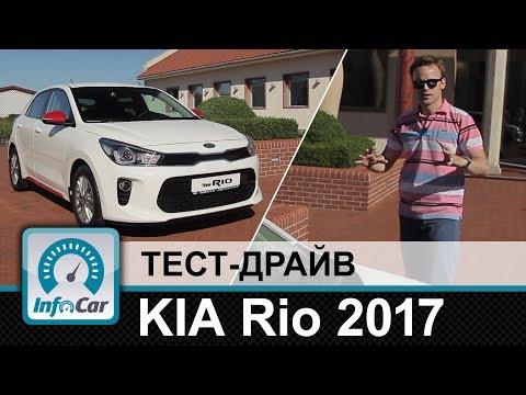 Киа Рио 2016 новый кузов, комплектации и цены фото
