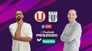 Alianza Lima vs Universitario de Deportes: Clásico del Fútbol Peruano en PES2020