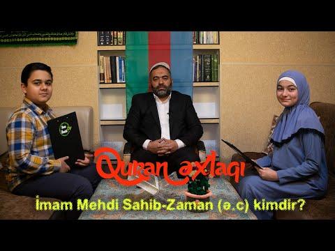 İmam Mehdi Sahib-Zaman (ə.c) kimdir? |Qonaq: Hacı Rəşad | Xədicə&Ələsgər