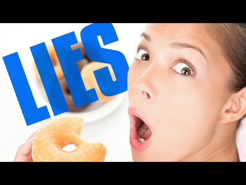 7 Food Lies Everyone Accepts As Fact