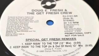 Doug E. Fresh - Keep Risin' To The Top (12 Mix) 1988