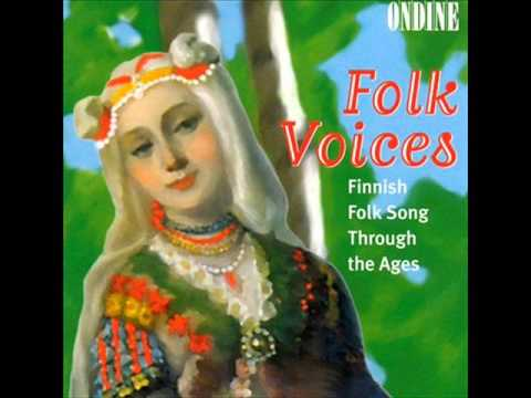 Folk Voices - Finnish folk song through the ages (Full album)
