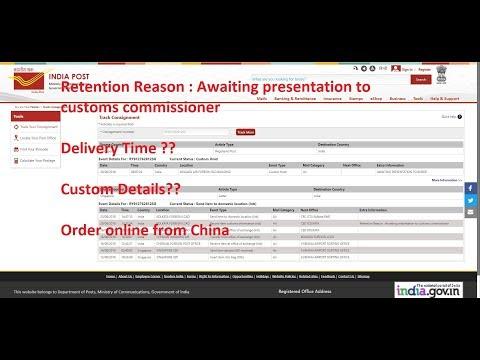 Deliver Time || Customs || All Details - Oder Online From Bangood - Full Guide