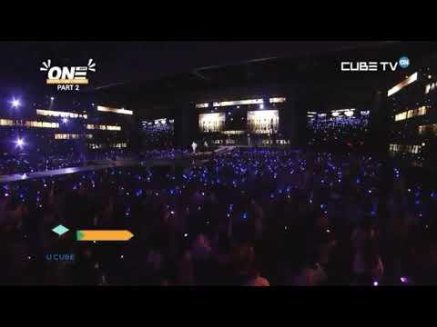 BTOB 비투비 - FINALE: Our Concert 2018 UNITED CUBE CONCERT (full)