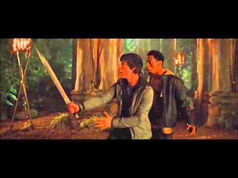 Lightning Thief: Percy vs. the Minotaur