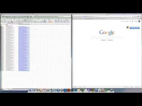 Create Hyperlinks in Excel
