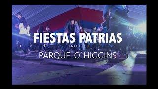 FIESTAS PATRIAS CHILENAS EN FONDA PARQUE O`HIGGINS