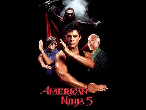 American Ninja 5 - Full Movie