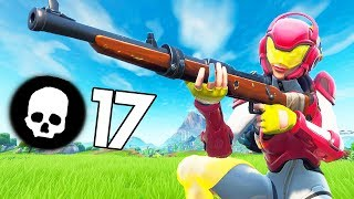 IL MIO UMANO AIMBOT IN SNIPER ON FORTNITE Is RETOUR!