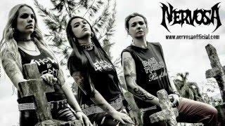 Fernanda Lira Of Nervosa On Touring The Us Their New Album And 70000 Tons