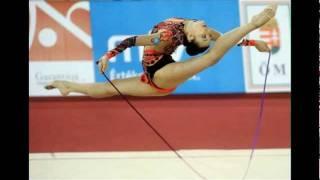 Aliya Yussupova Rope 2008/2009 | Music (Exact Version)
