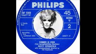 Dusty Springfield - Summer Is Over  (1964)
