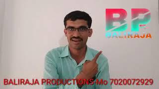 DATTATRAY SANAP Success story For baliraja productions
