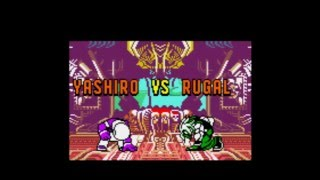 #348 King of Fighters R-2 (NGPC) Hidden Characters (4/9): Orochi Yashiro playthrough.
