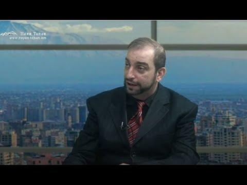 Ноян Тапан на русском. Гость программы – кандидат исторических наук, кавказовед Григорий Айвазян
