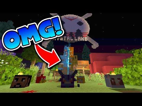 SHOWING MY TRUE COLOURS!! I AM... JASON!! (THE KILLER) - Minecraft XBOX