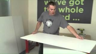 Corner pantry cabinet assembly | kaboodle kitchen